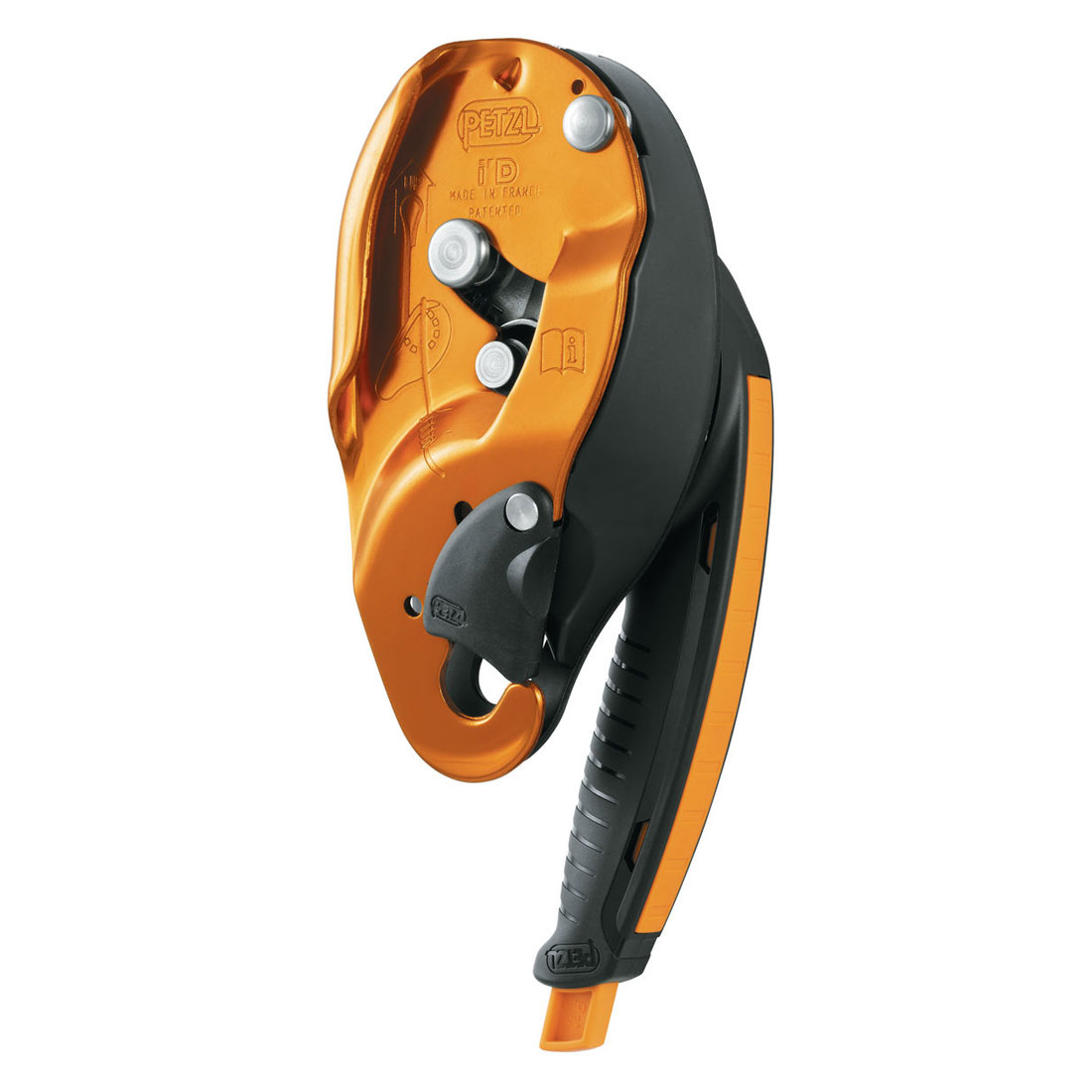 Petzl ID descender